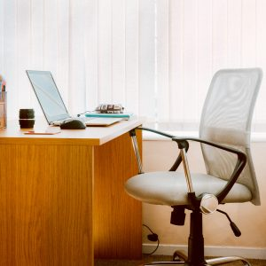 Computer Table with Office Chair